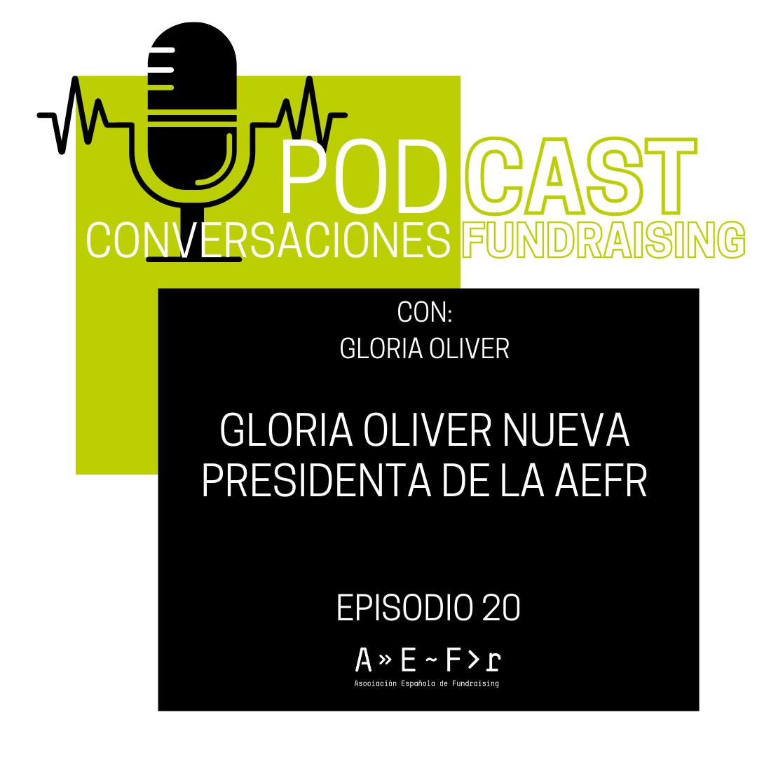 Podcast Gloria Oliver